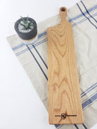 Contemporary Bread Board - Cherry - Muskoka Woodworking