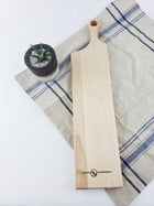 Contemporary Bread Board - Maple - Muskoka Woodworking