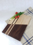 Opposites Attract Cutting Board - Muskoka Woodworking