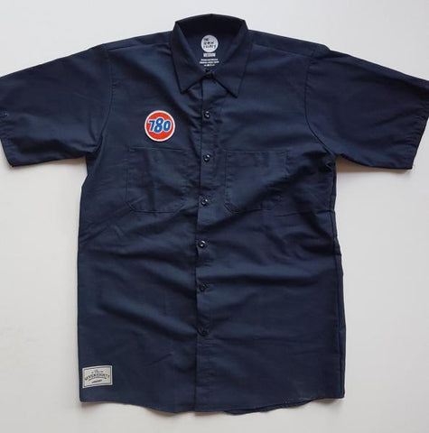 Callingwood Shirt Navy