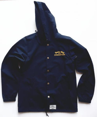 Just A Kid Jacket - Navy