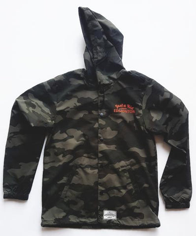 Just A Kid Jacket - Camo