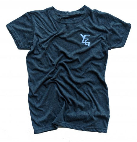 Yeg OTH Ladies tee - Charcoal