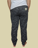 Sunday Morning Starbies Pant - Ash Black