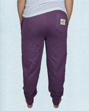 Sunday Morning Starbies Pant - Purple