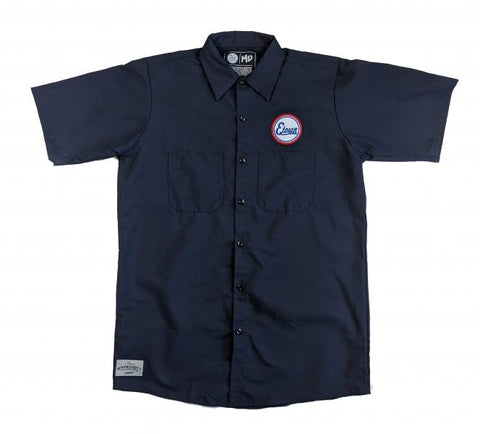 Castledowns Workshirt - Navy