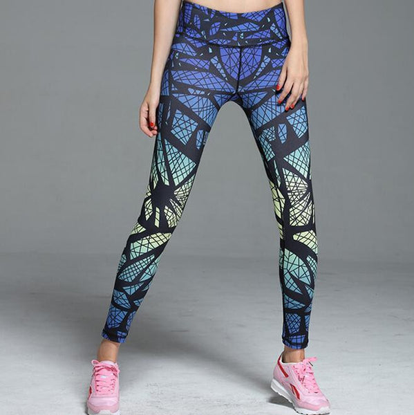 Take It to the Streets Yoga Leggings