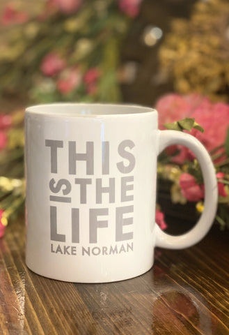 LKN This is the Life Mug