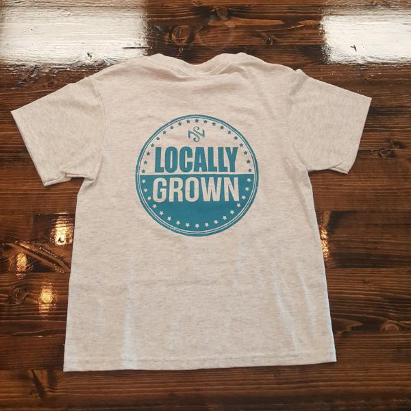 SN: Youth S/S Locally Grown - Southern Native