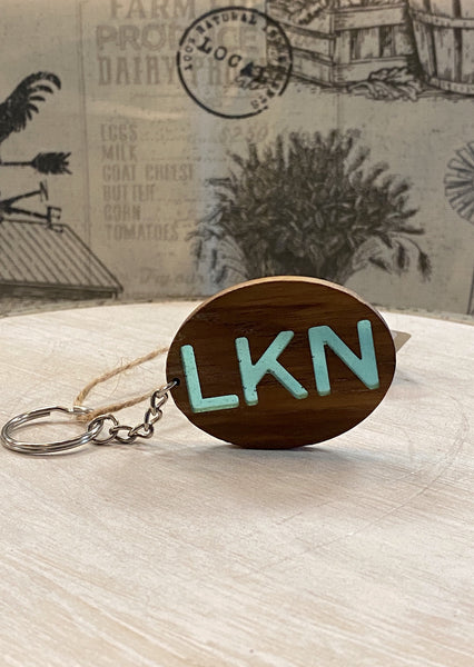 Lake Norman Keychain '