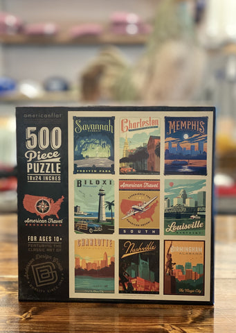 Americanflat Puzzles