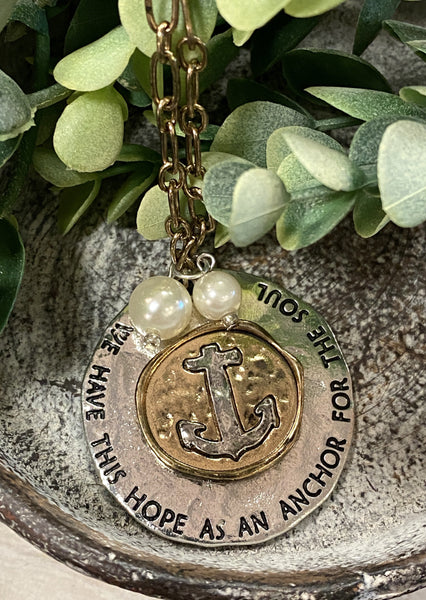 The Scripture Necklace