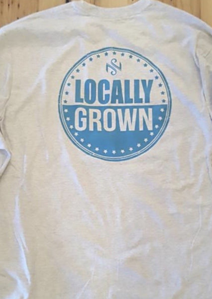 SN: Locally Grown Longsleeve - Southern Native