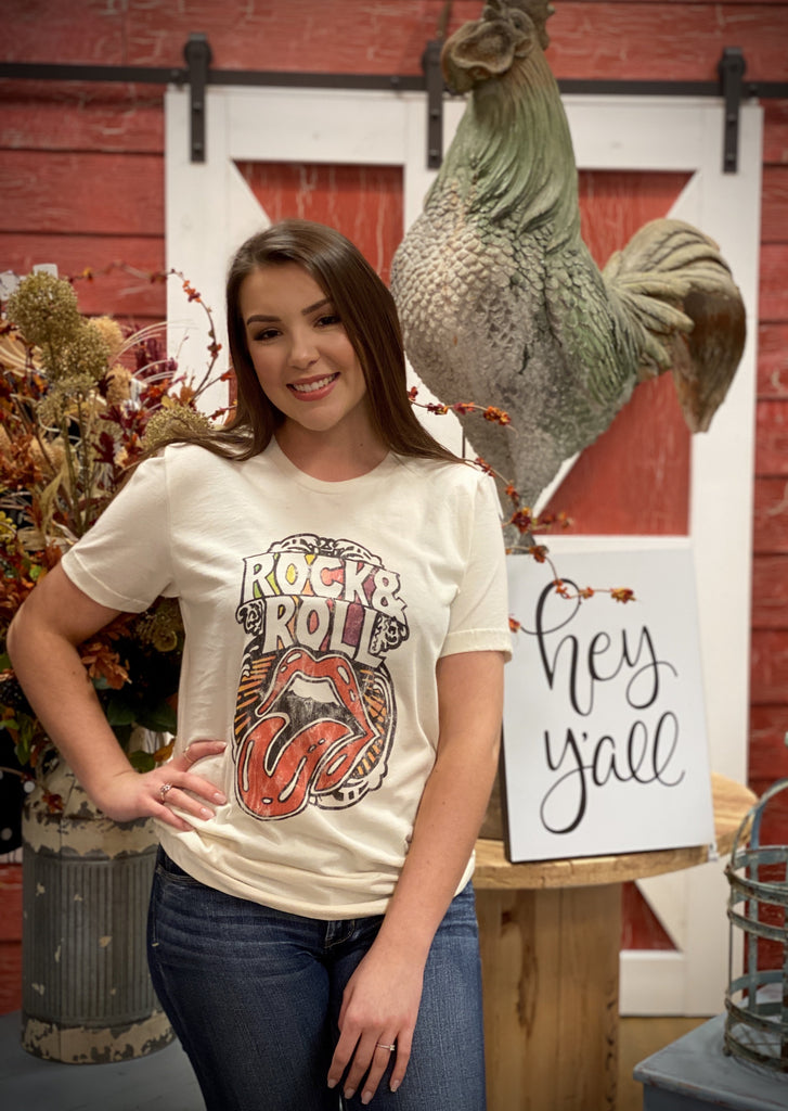 Rock & Roll Chick T-Shirt - Southern Native