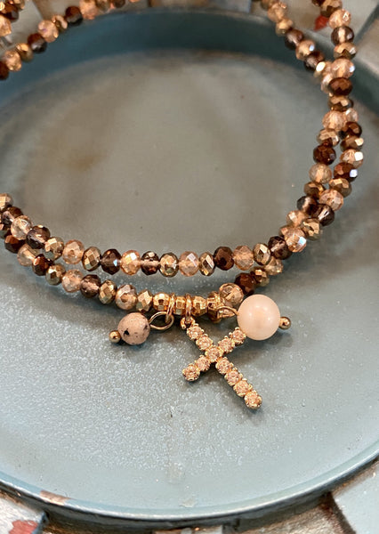A Dash of Faith Bracelet - Southern Native