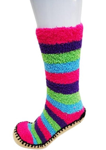 The Inca Slipper Sock - Southern Native