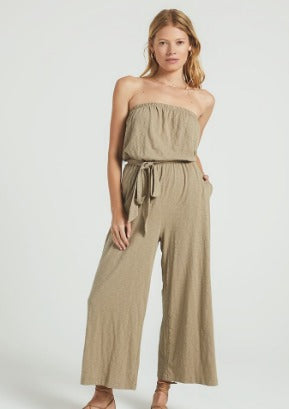 Isla Bandeau Jumpsuit - Southern Native