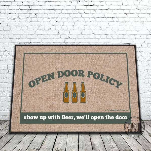 Novelty Door Mats - Southern Native