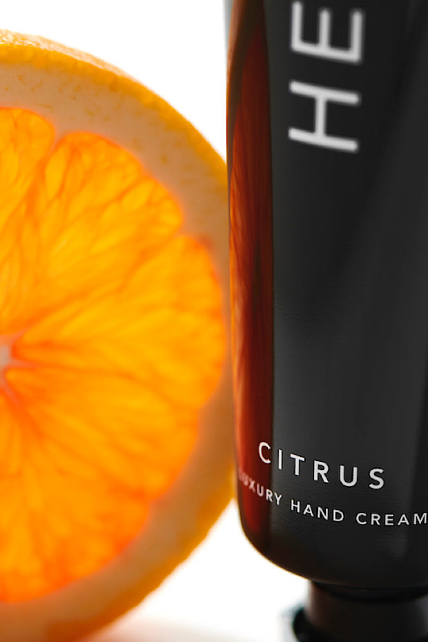 Citrus Luxury Hand Cream