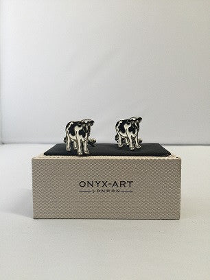 Cow Novelty Cufflinks