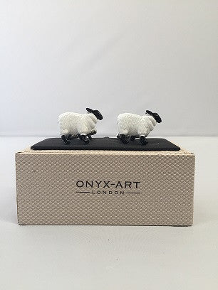 Sheep Novelty Cufflinks