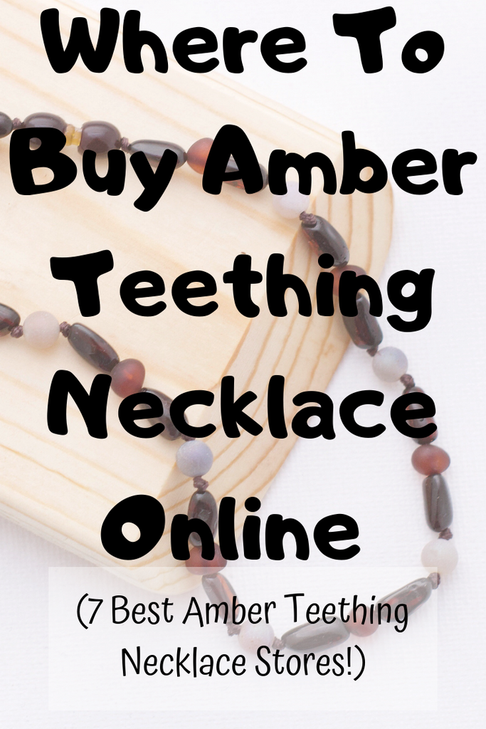 Where To Buy Amber Teething Necklace Online (7 Best Amber Teething Necklaces Stores!)