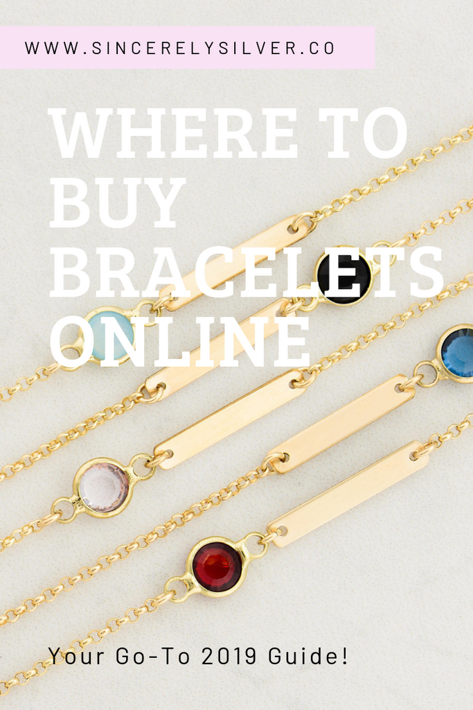 Where To Buy Bracelets Online (Your Go-To 2019 Guide!)
