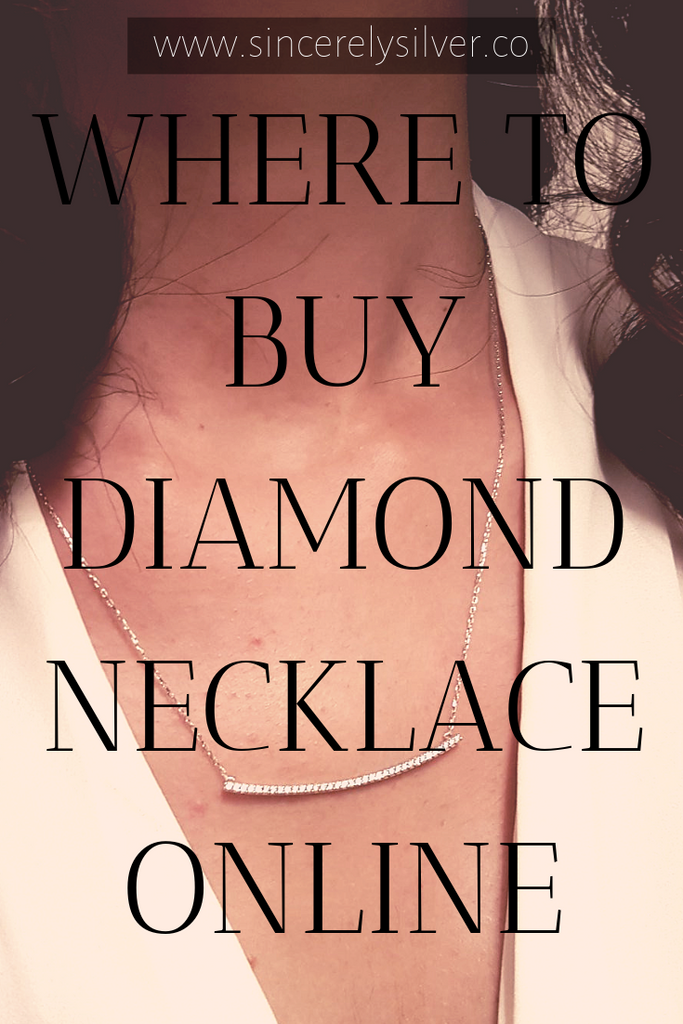 Where To Buy Diamond Necklace Online (Top 7 Stores!)