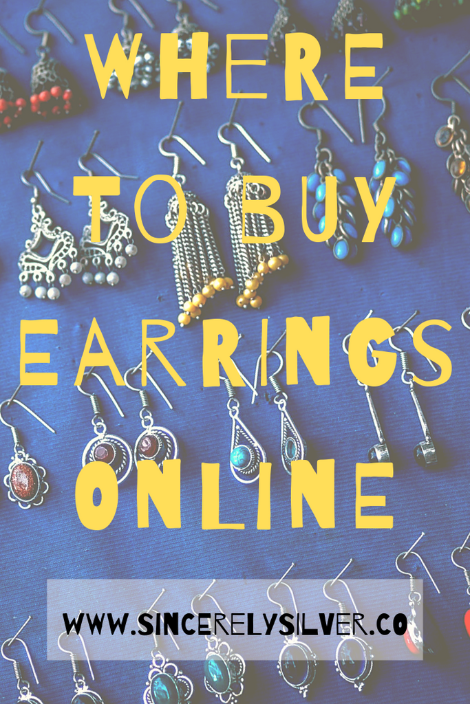 Where to Buy Earrings Online (Your 2019 Guide!)