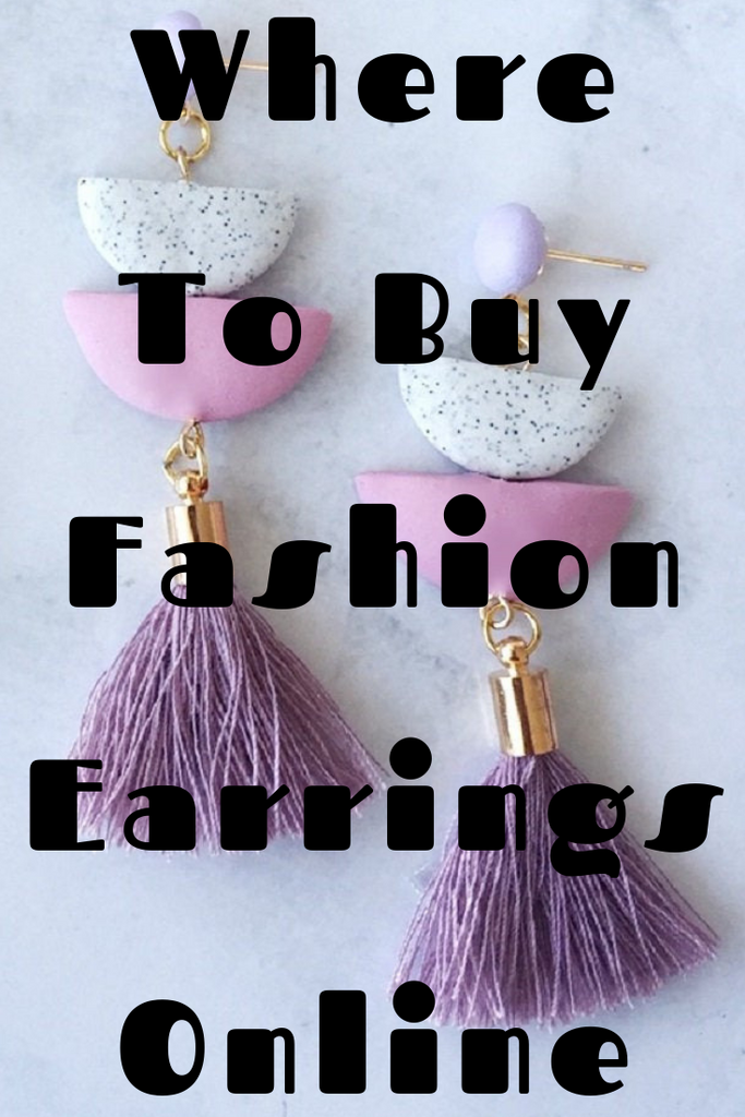 Where To Buy Fashion Earrings Online (All-Time Best Online Jewelry Stores!)