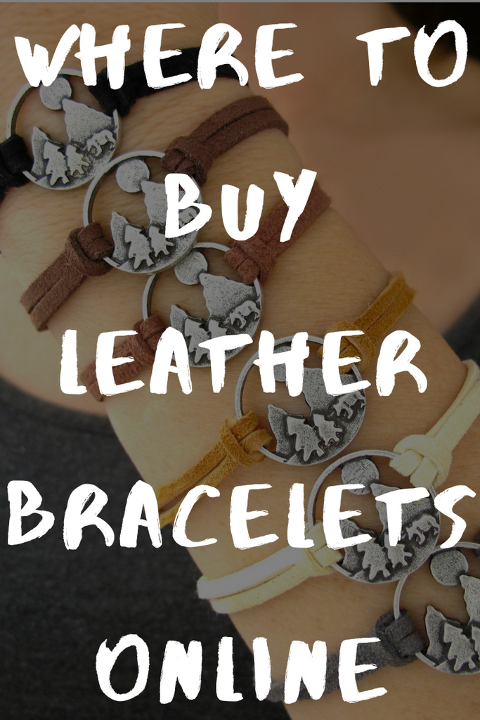 Where To Buy Leather Bracelets Online Top 7 Online