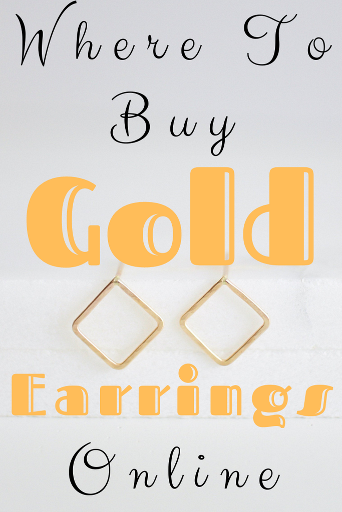 Where To Buy Gold Earrings Online