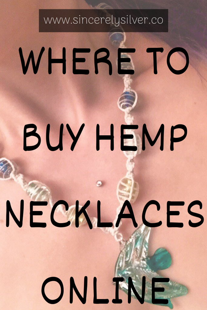 Where To Buy Hemp Necklaces Online (Your 2020 Guide)
