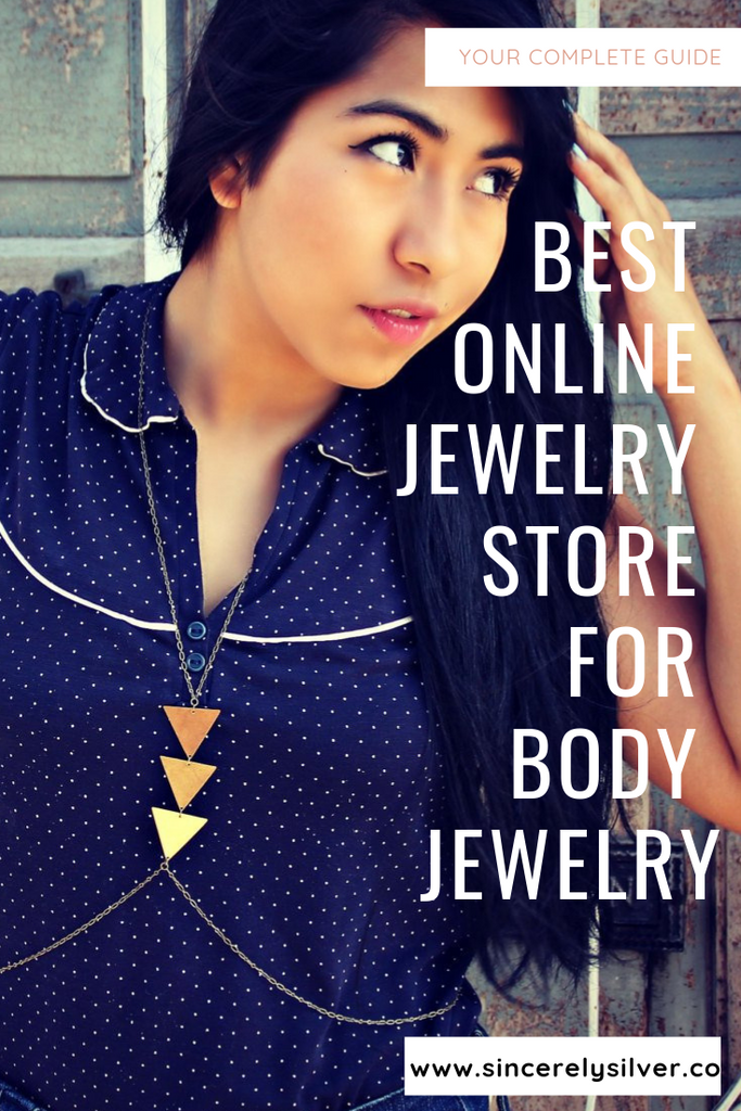 Best Online Jewelry Store For Body Jewelry