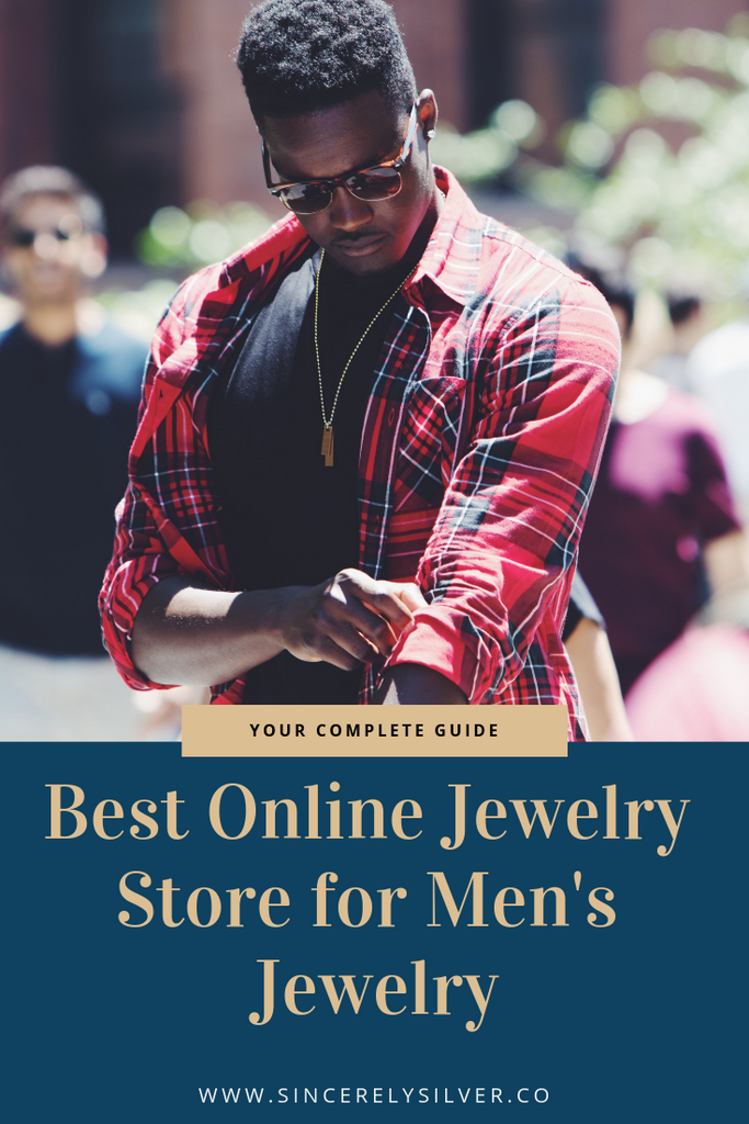 Best Online Jewelry Store For Men's Jewelry