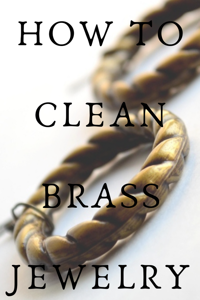 How To Clean Brass Jewelry (The Guide You Need!)