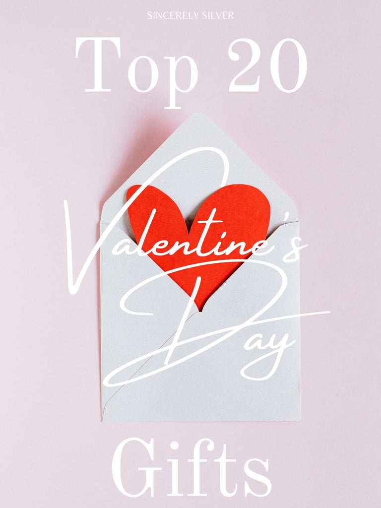 Top 20 Valentine's Day Gifts
