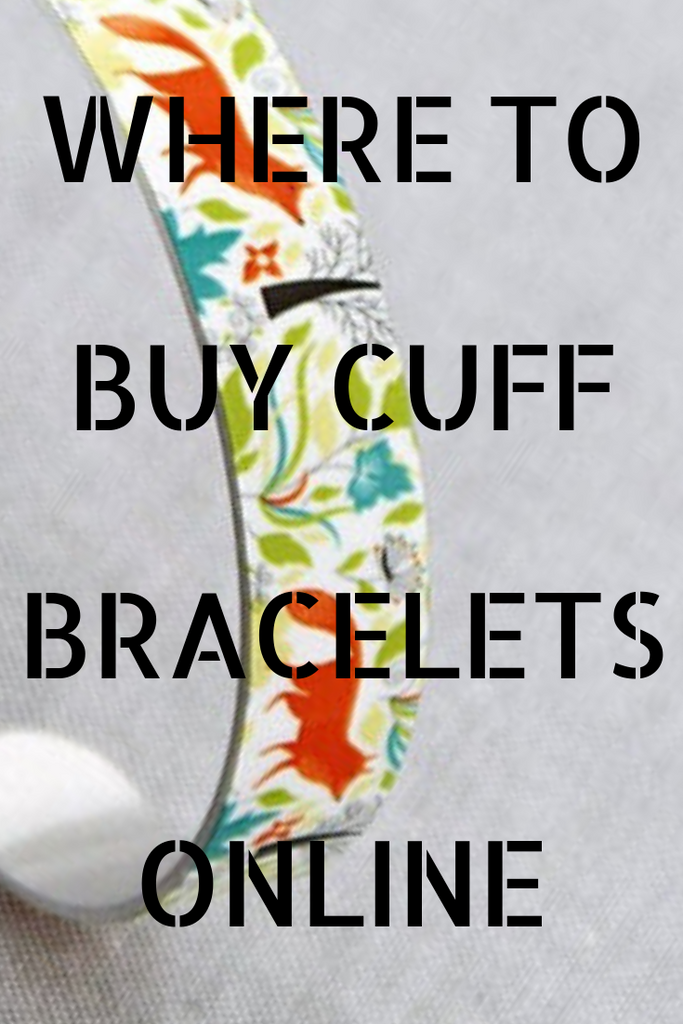 Where To Buy Cuff Bracelets Online (Best Stores For Cuff Bracelets!)