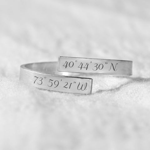 coordinates wrap around ring