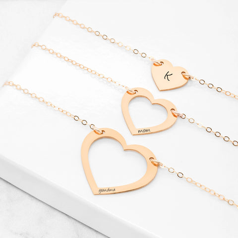 gold generations necklace
