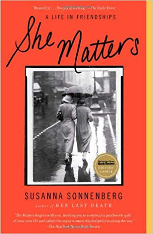 She matters A life in Friendships book