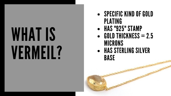 what is vermeil
