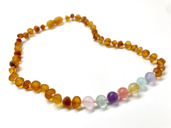 amber teething necklace baltic bella