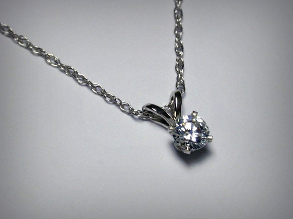diamond necklace pristinity jewelry