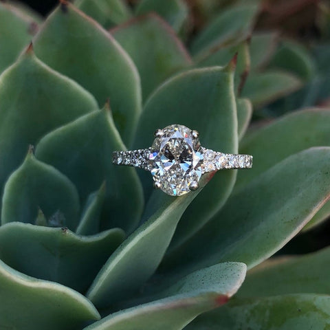 types of engagement rings