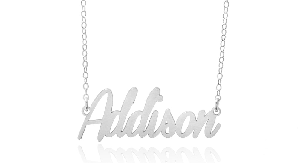 Everyday Name Necklace