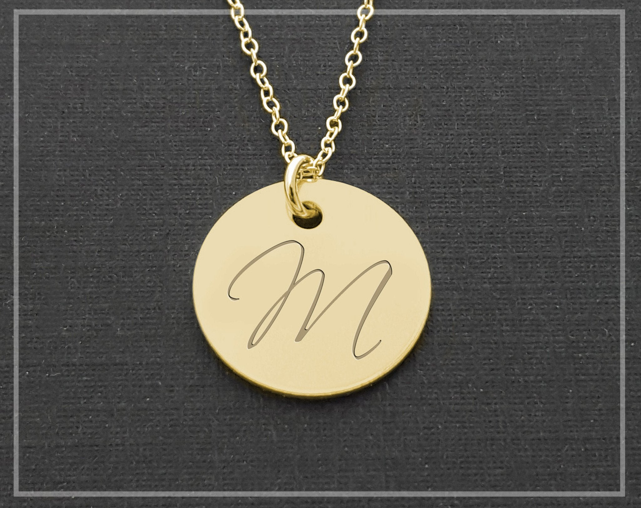14k gold initial necklace sincerely silver 14k gold initial necklace 14k gold initial necklace aloadofball Choice Image