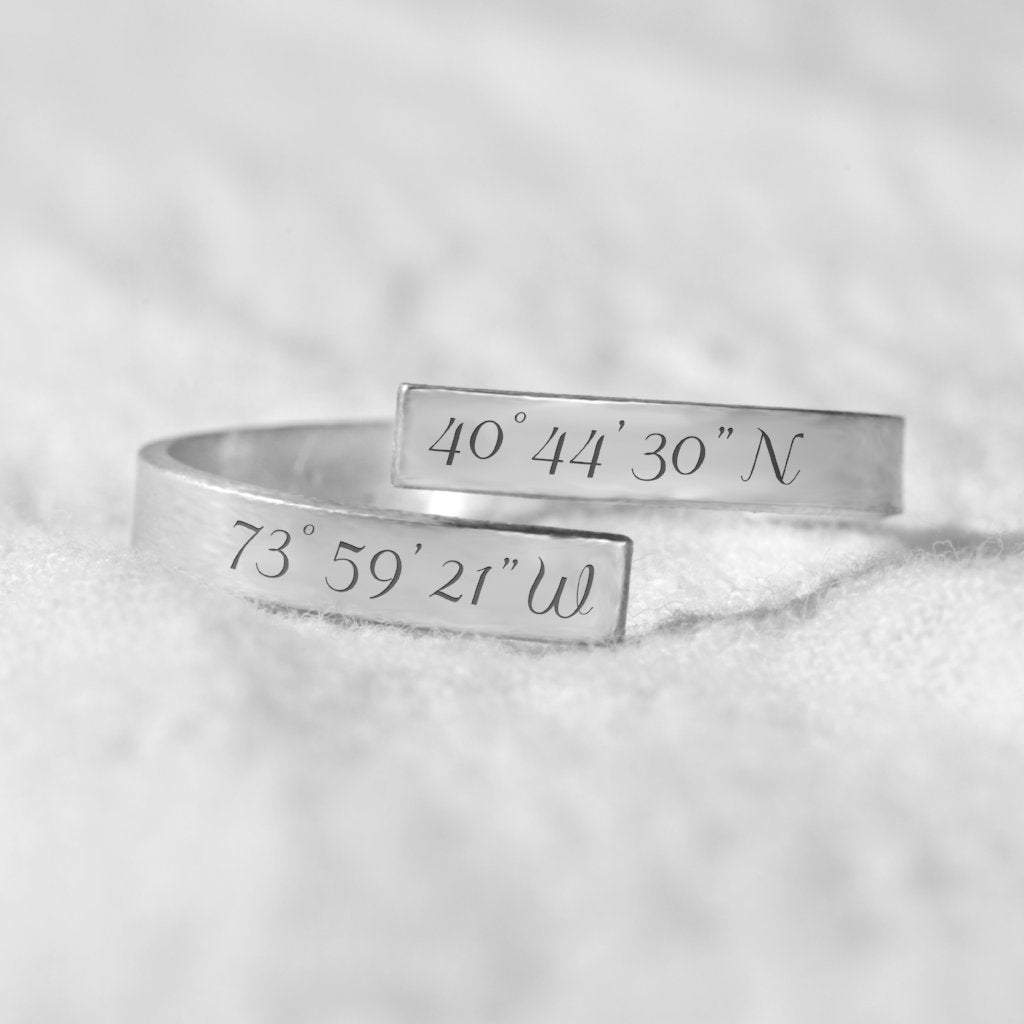 Coordinates Ring Wrap Rings