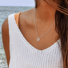 Dainty Initial Pendant Necklace