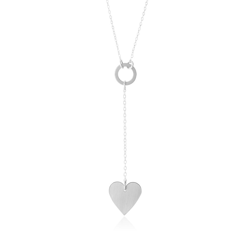 Heart Lariat Necklace - Vegas Series